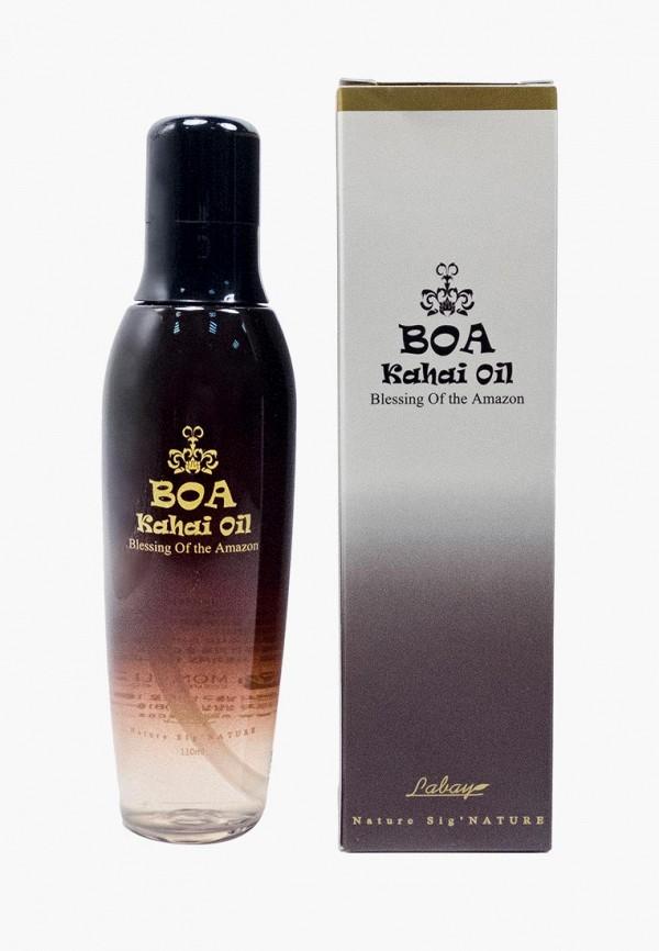 Купить Масло для волос Labay, B.O.A Kahai Oil, 110 мл, JP003LWCRQO6, прозрачный, Осень-зима 2018/2019
