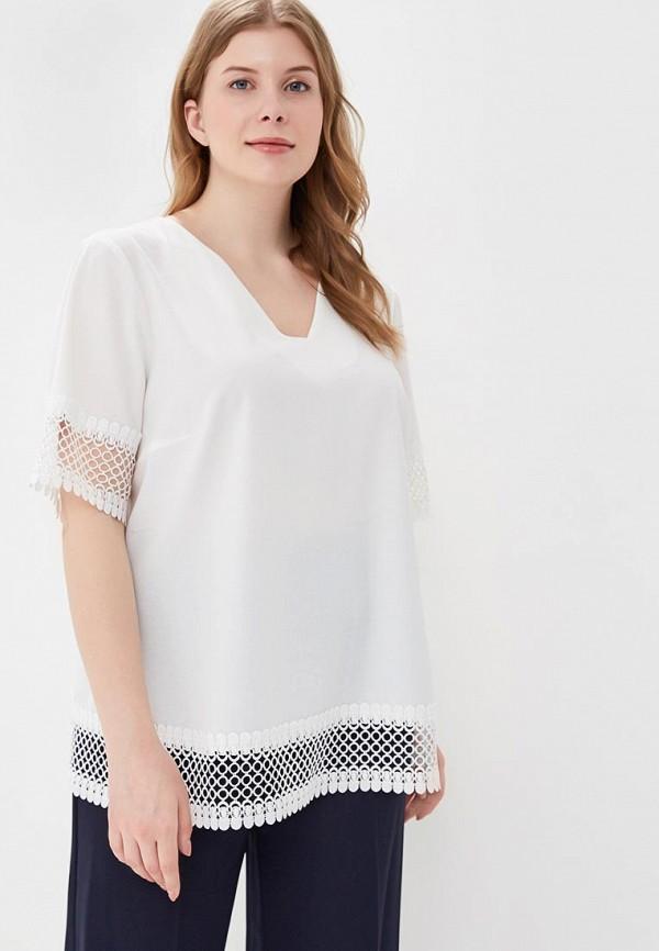 Купить Блуза Junarose, JU008EWAFUA2, белый, Весна-лето 2018