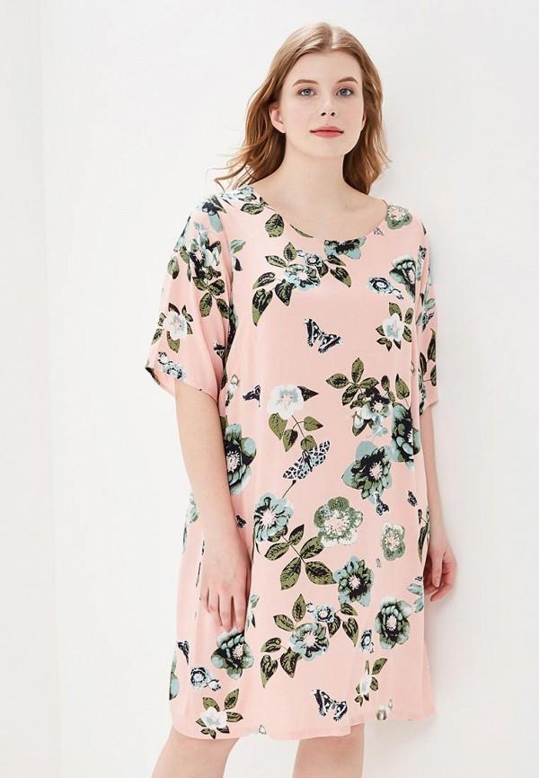 Купить Платье Junarose, JU008EWAFUC6, розовый, Весна-лето 2018