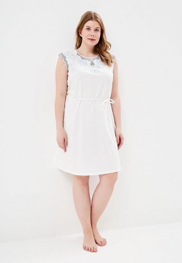Фото 2 - женское платье Junarose белого цвета