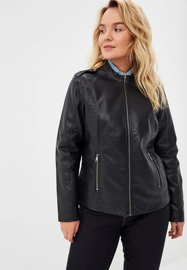цены Куртка кожаная Junarose Junarose JU008EWBUDI1
