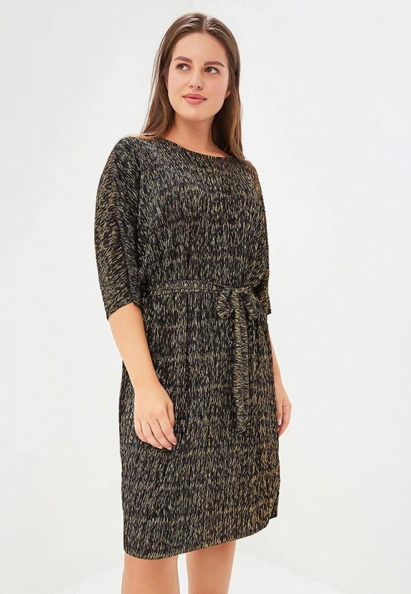 женское вечерние платье junarose, черное