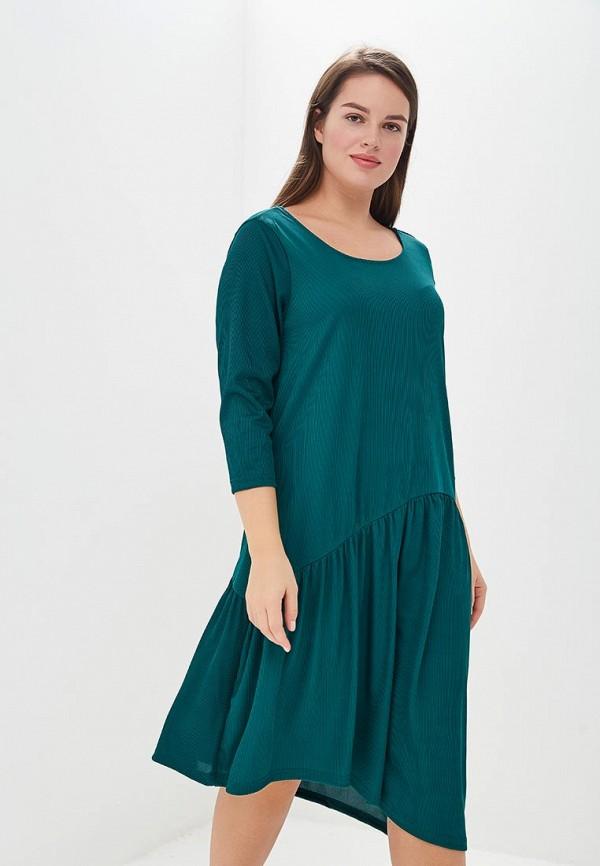 женское вечерние платье junarose, зеленое
