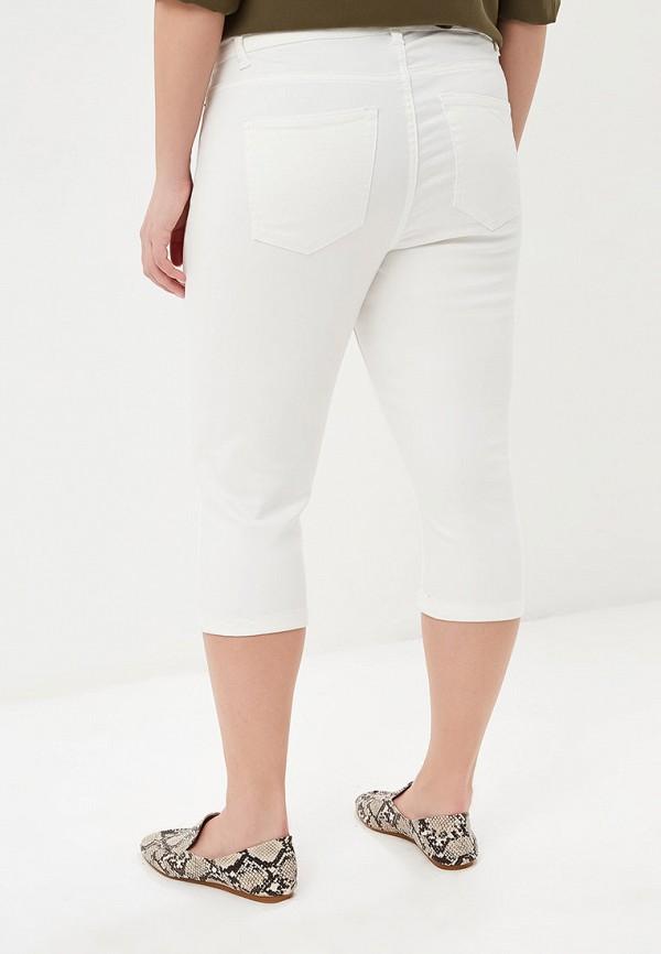 Фото 3 - женские джинсы Junarose белого цвета