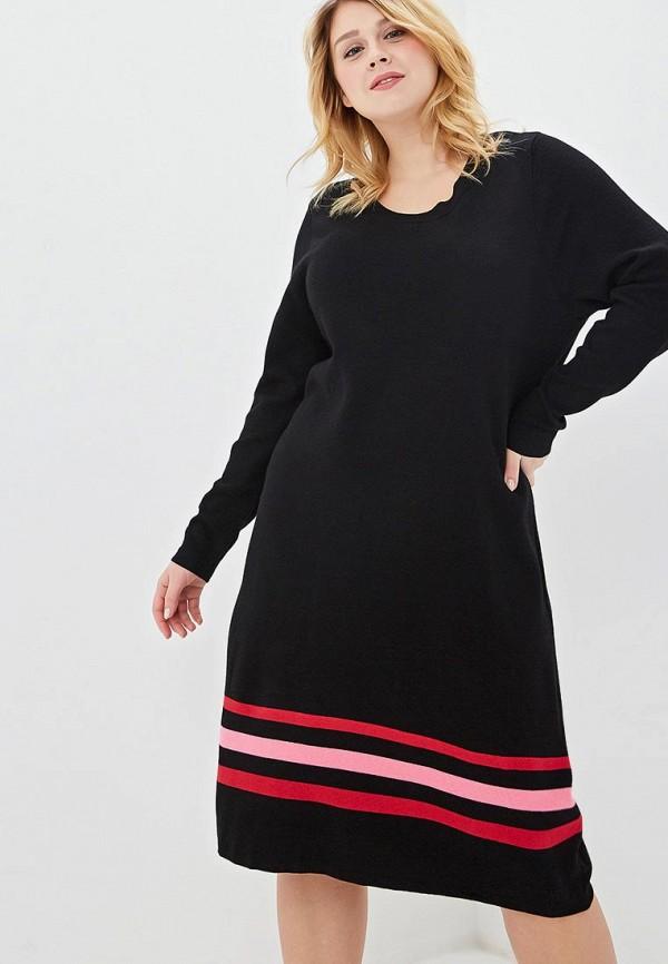 женское платье junarose, черное