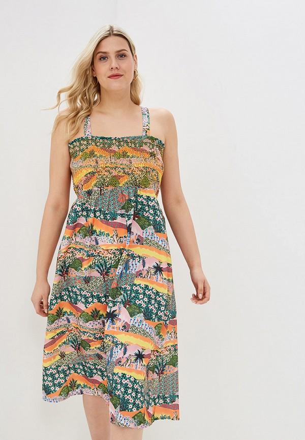женский сарафан junarose, разноцветный