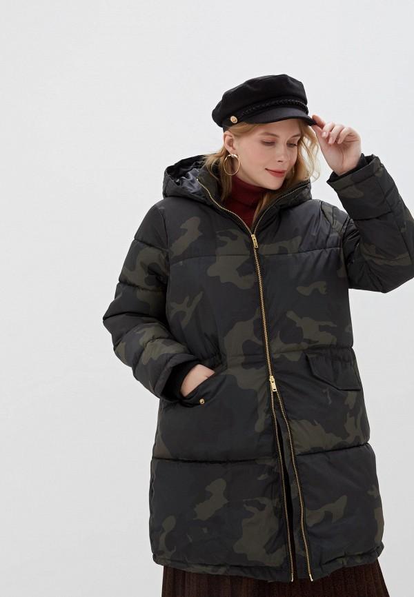 женская куртка junarose, хаки