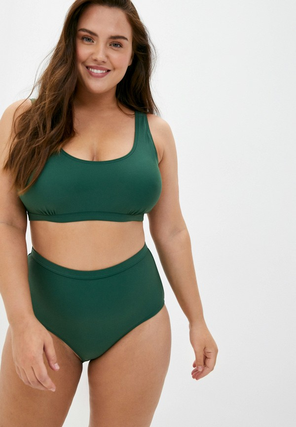 женский лиф junarose, зеленый