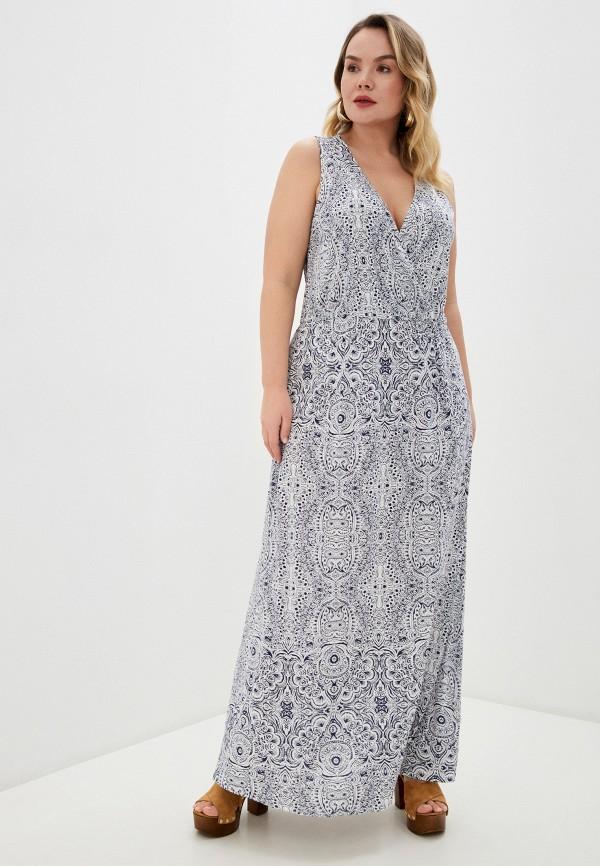 женское повседневные платье junarose, белое