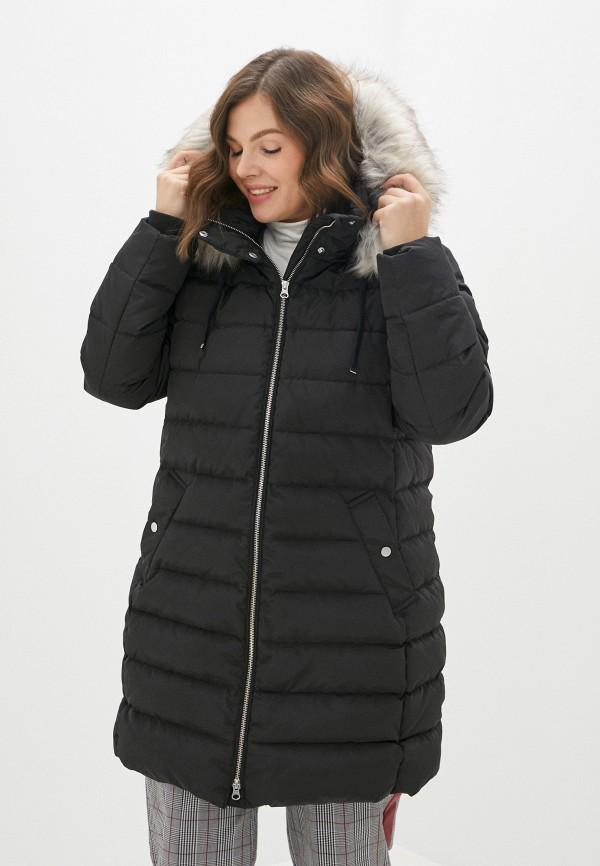 женская куртка junarose, черная