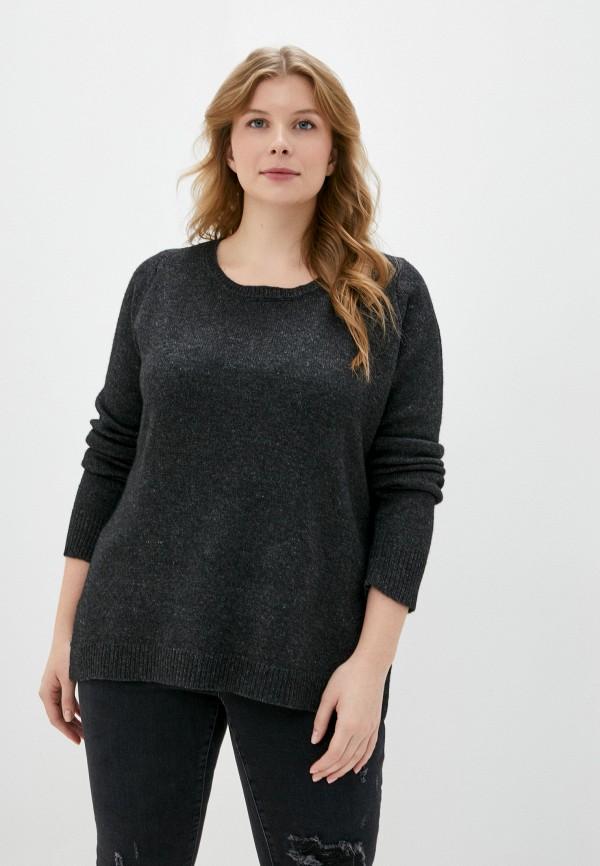 женский джемпер junarose, серый