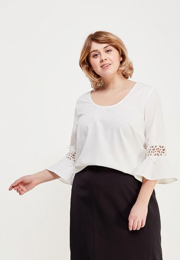 Купить Блуза Junarose, ju008ewzoz39, белый, Весна-лето 2018