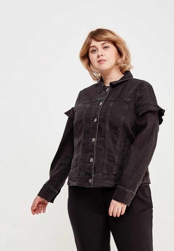 Купить Куртка джинсовая Junarose, JU008EWZOZ46, черный, Весна-лето 2018