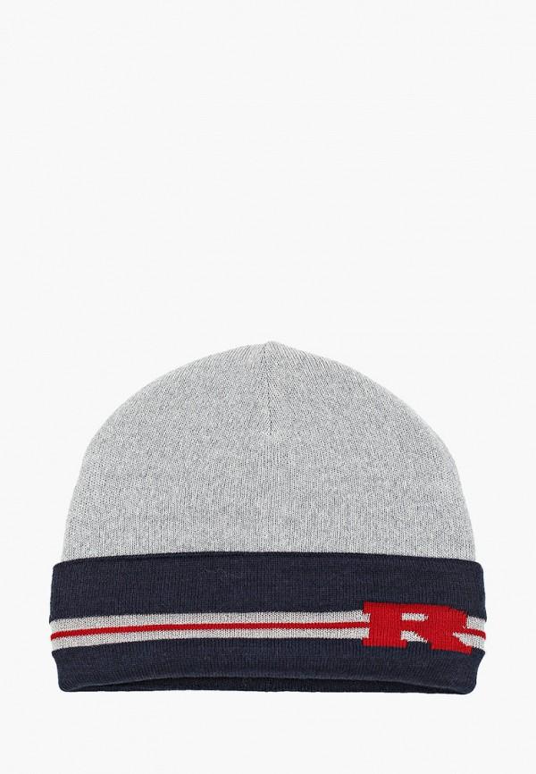 шапка junior republic для девочки, серая