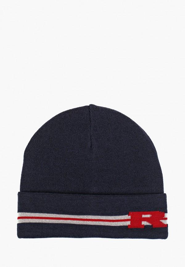 шапка junior republic для девочки, синяя
