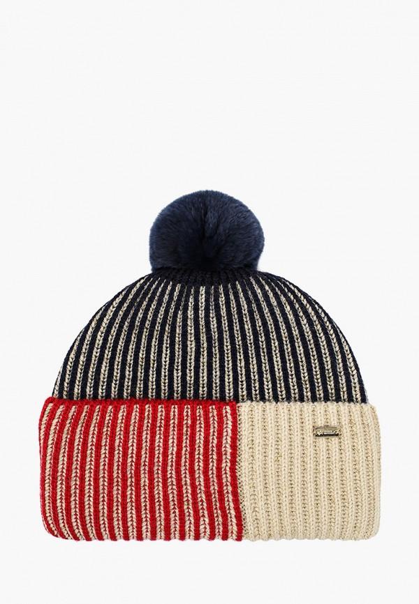 шапка junior republic для девочки, разноцветная