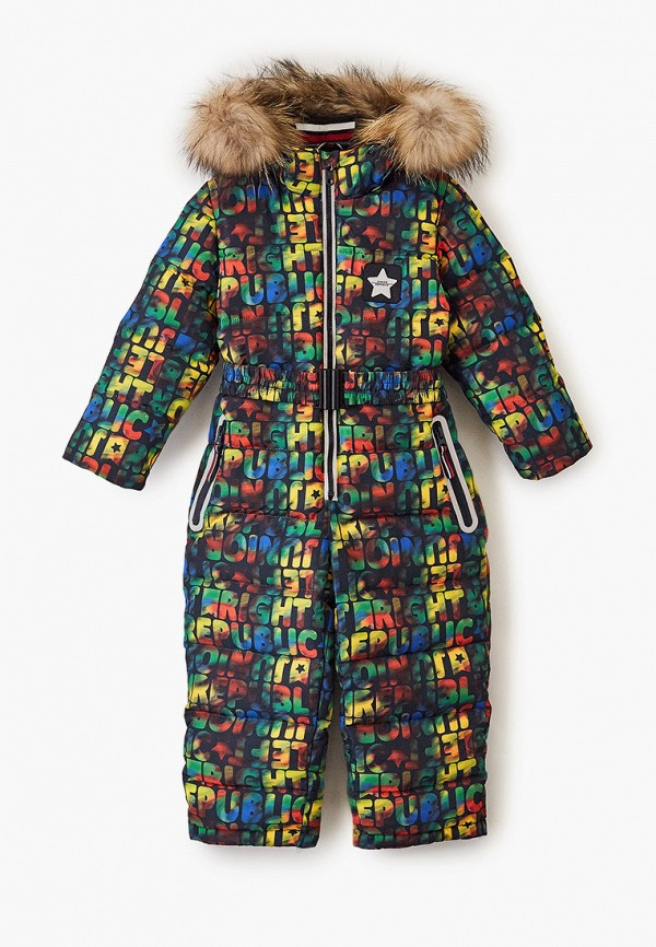 комбинезоны и костюмы junior republic для мальчика, разноцветные