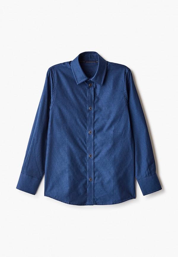рубашка junior republic для мальчика, синяя