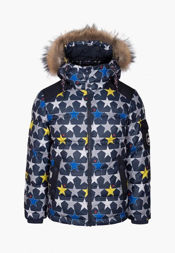 Куртка утепленная Junior Republic Junior Republic JU009EGDHVY1 junior republic синий хлопковый кардиган