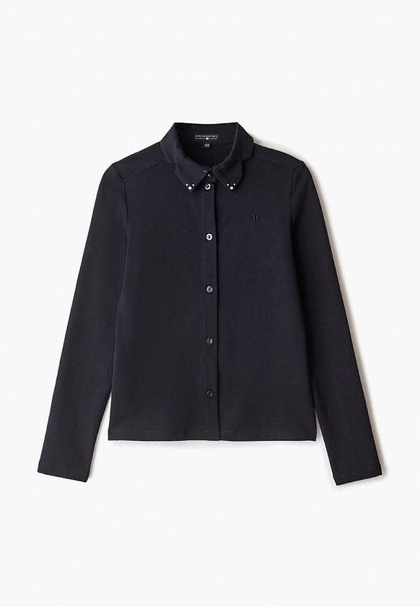 блузка junior republic для девочки, черная