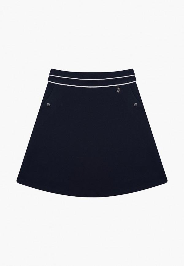 юбка junior republic для девочки, синяя