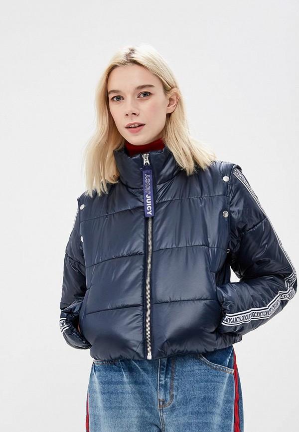 Куртка утепленная Juicy by Juicy Couture Juicy by Juicy Couture JU018EWCOMW5 куртка others billionaire italian couture 2014