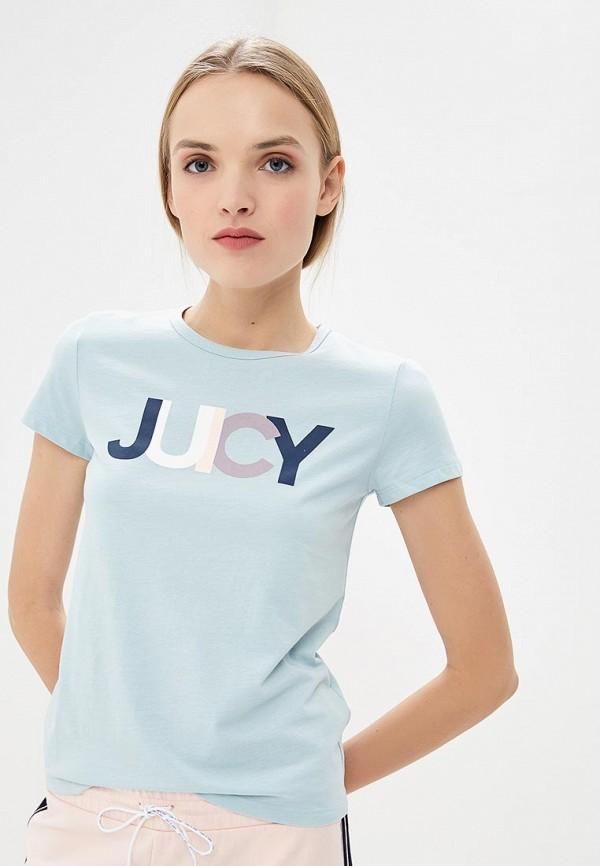 Футболка Juicy by Juicy Couture Juicy by Juicy Couture JU018EWDSTX8 часы juicy couture 1900809