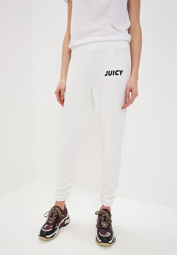 Брюки спортивные Juicy by Juicy Couture Juicy by Juicy Couture JU018EWEHJQ1 цена