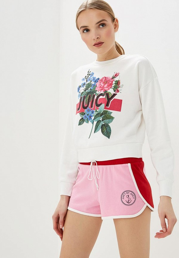 Свитшот Juicy by Juicy Couture Juicy by Juicy Couture JU018EWERVV7 все цены