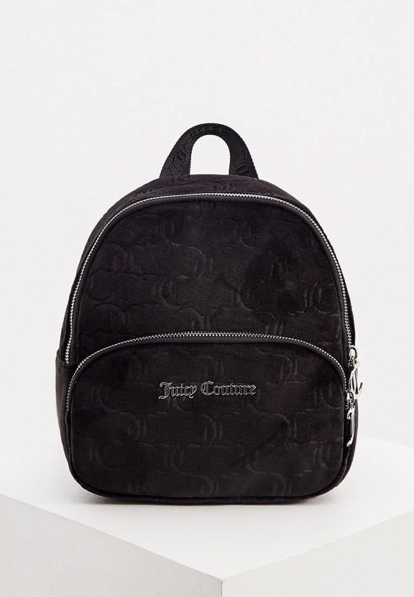 женский рюкзак juicy couture, черный