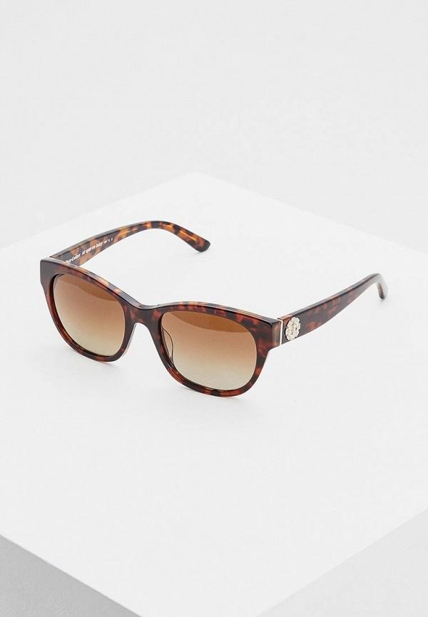 женские солнцезащитные очки juicy couture, коричневые