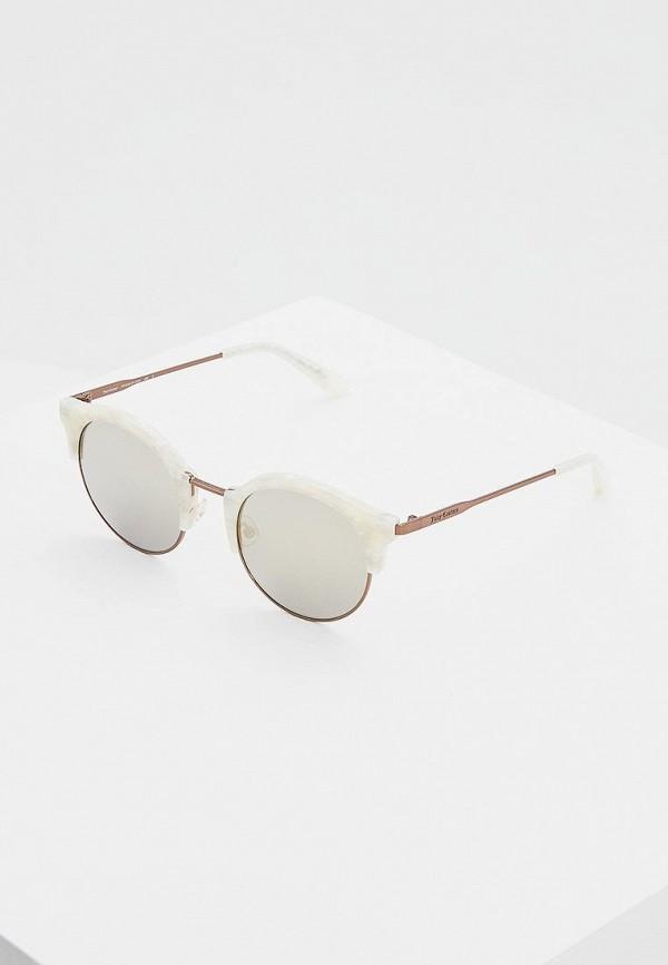 женские солнцезащитные очки juicy couture, белые