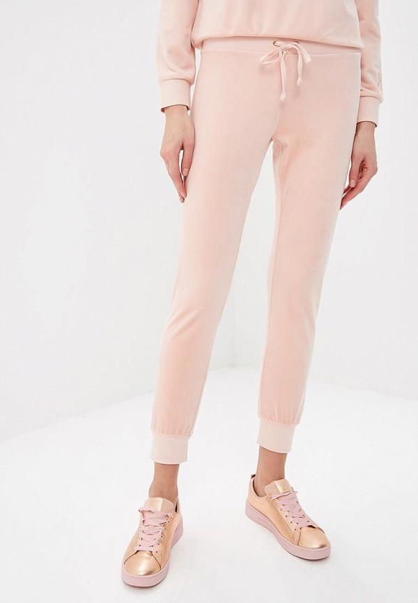 женские спортивные спортивные брюки juicy couture, бежевые