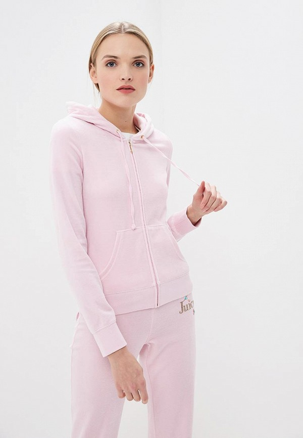 Толстовка Juicy Couture Juicy Couture JU660EWDSUG1 disney couture толстовка