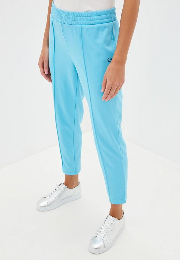 женские спортивные спортивные брюки juicy couture, голубые