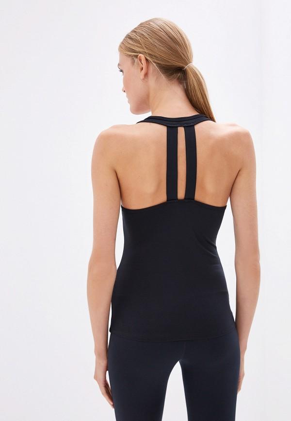 Фото 3 - женский топ Juicy Couture черного цвета
