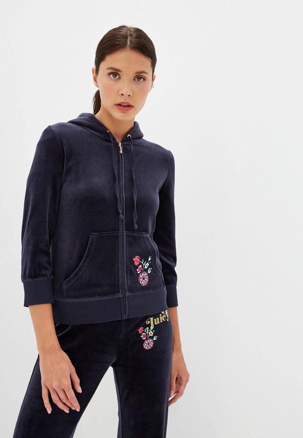 купить Толстовка Juicy Couture Juicy Couture JU660EWGBUW2 по цене 19900 рублей
