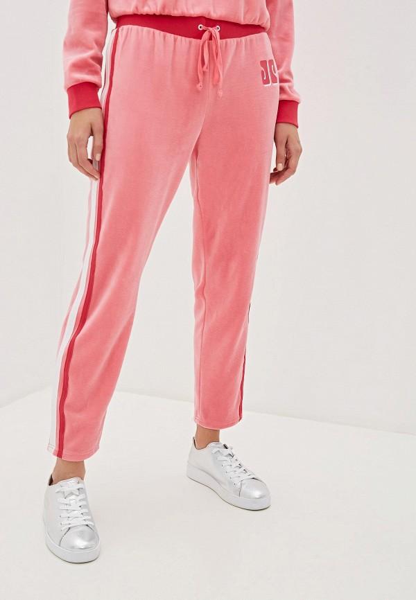 женские спортивные спортивные брюки juicy couture, черные