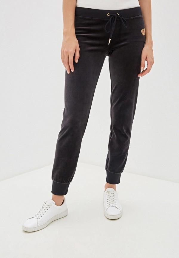 женские спортивные спортивные брюки juicy couture, серые