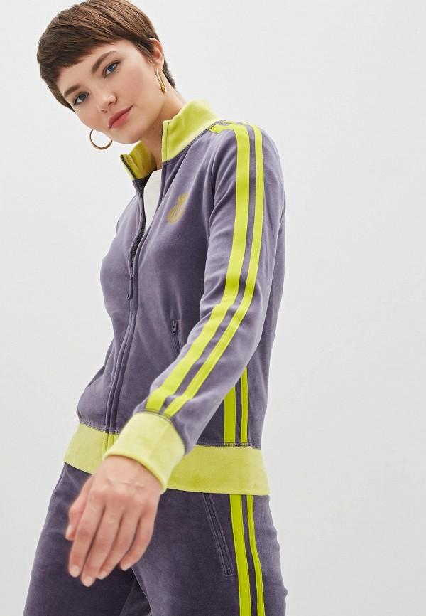 женская олимпийка juicy couture, серая