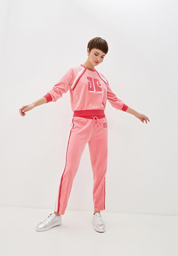 Фото 2 - Свитшот Juicy Couture розового цвета
