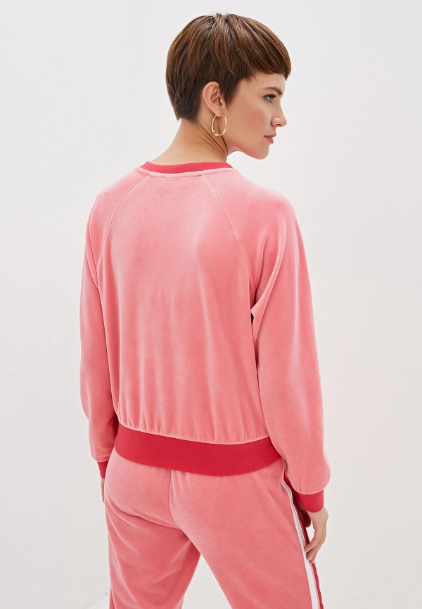 Фото 3 - Свитшот Juicy Couture розового цвета