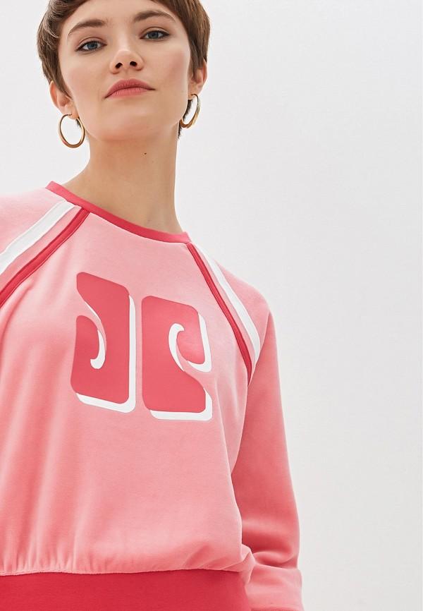 Фото 4 - Свитшот Juicy Couture розового цвета