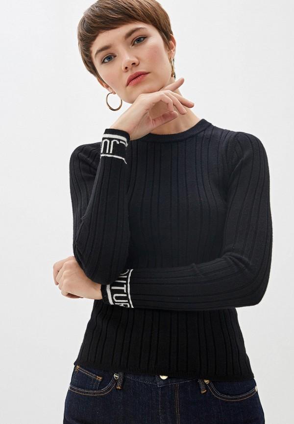 женский джемпер juicy couture, черный