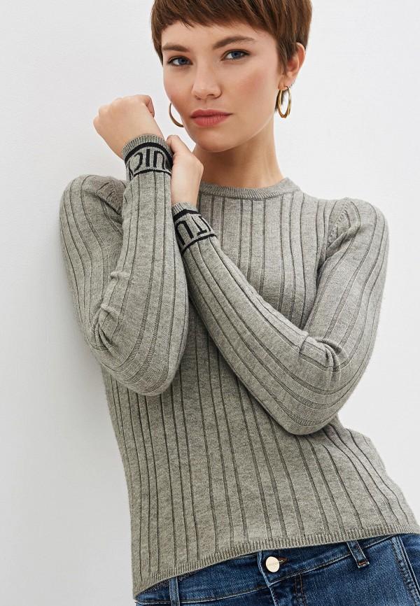 женский джемпер juicy couture, серый