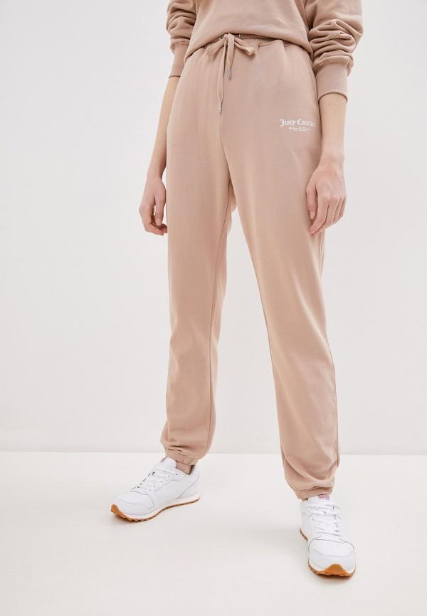 женские брюки juicy couture, бежевые