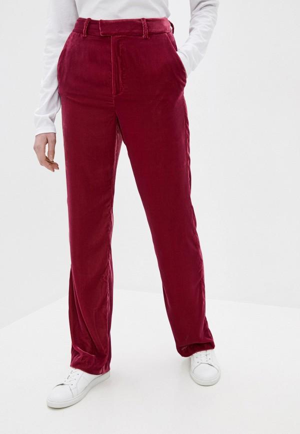 женские повседневные брюки juicy couture, розовые