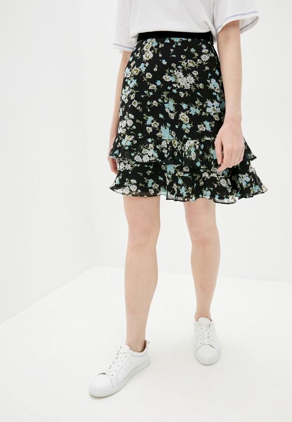 женская юбка juicy couture, черная