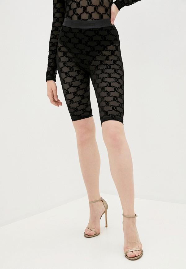 женские повседневные шорты juicy couture, черные