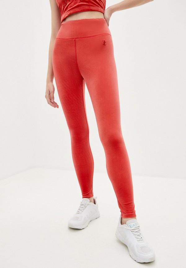 женский топ juicy couture, красный